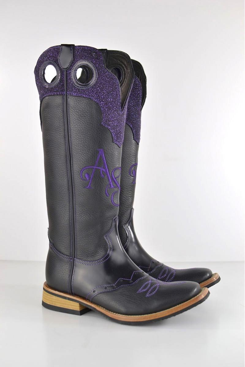 Buckaroo glitter viola (A.s)