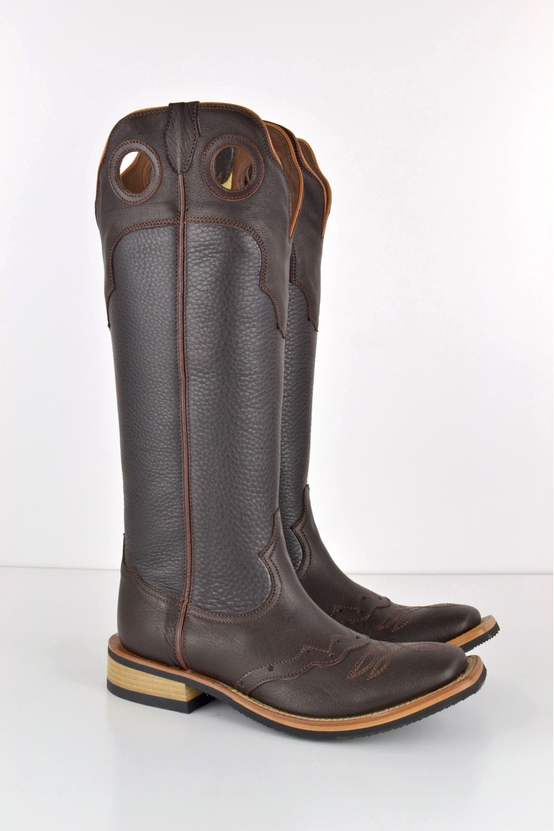 Buckaroo buffalo brown