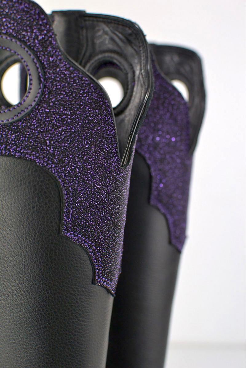 Buckaroo lglitter purple