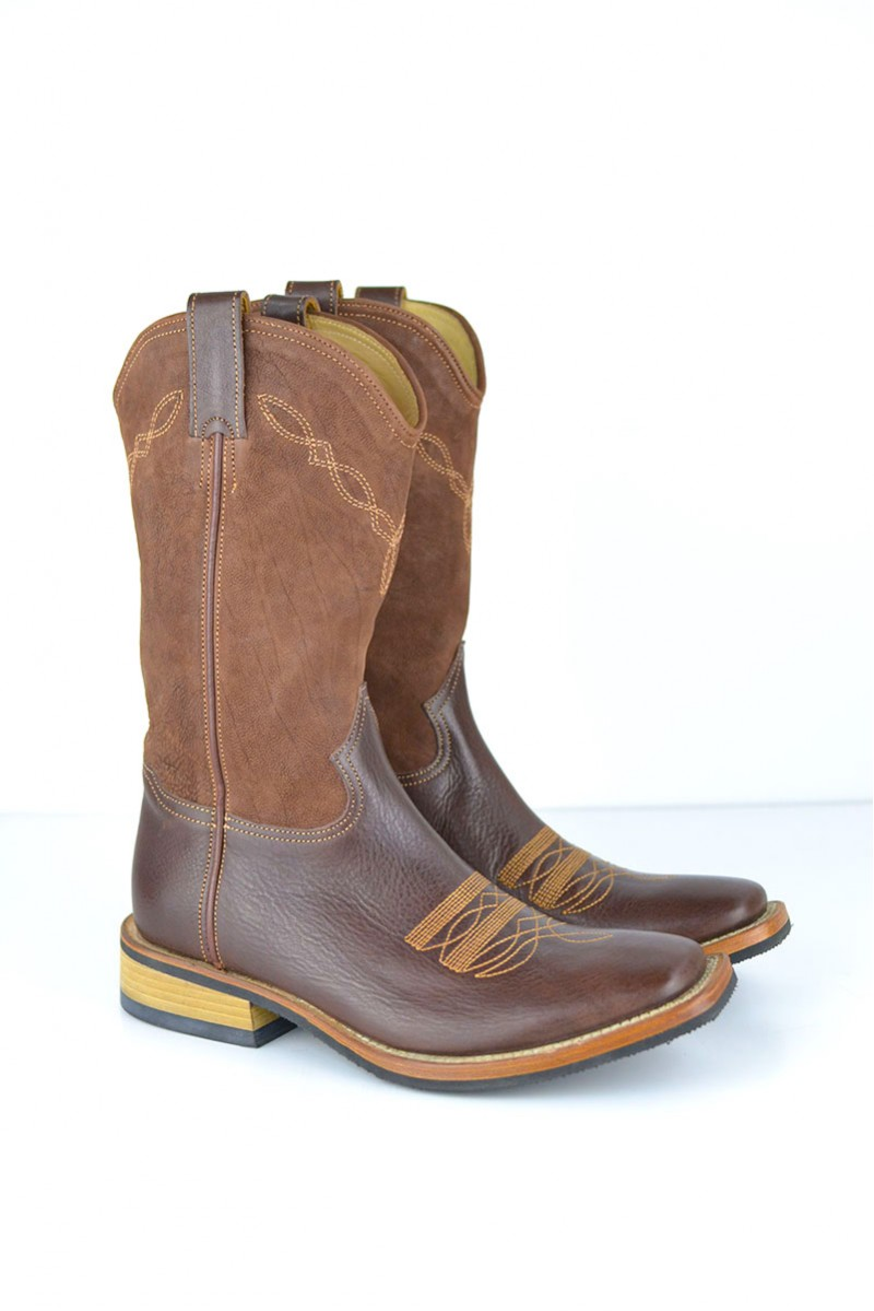 Dakota dark brown cuoio