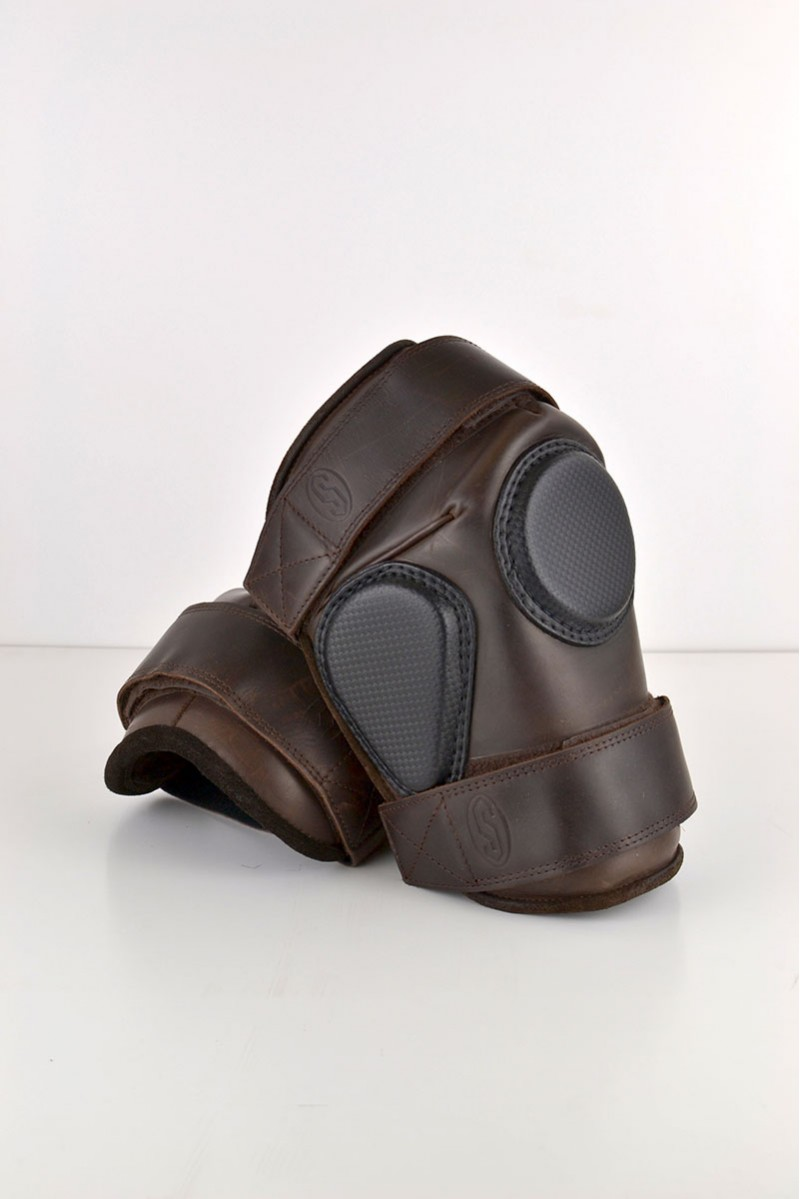 Knee pads Polo brown